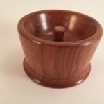 Reclaimed Redwood Ring Bowl